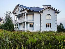 Дом 710 м² в элитном поселке «Горки-8» Готовый дом в классическом стиле